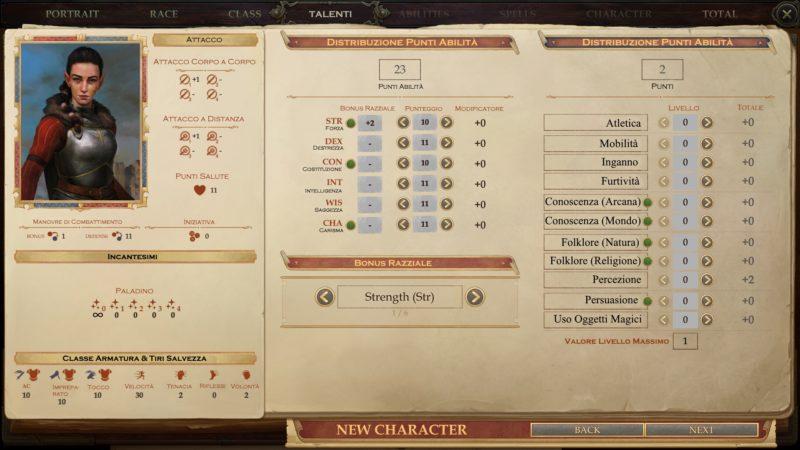 pathfinder - skills