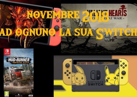 uscite switch novembre 2018