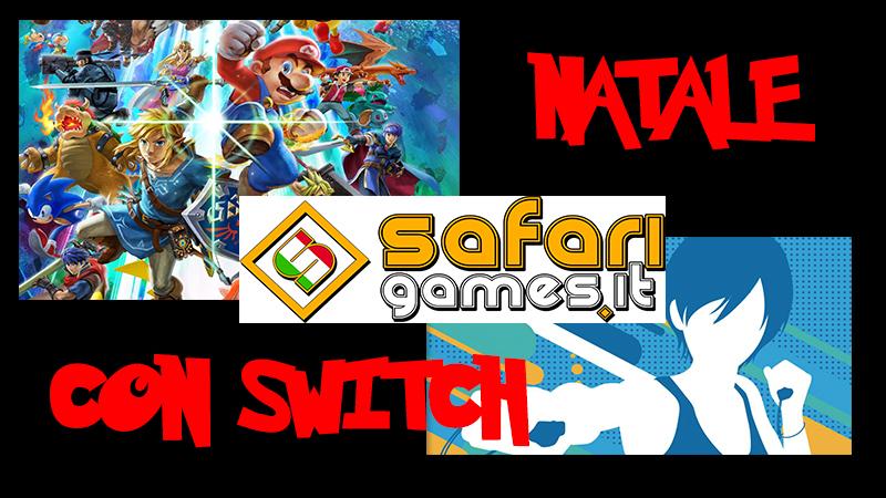 Uscite Switch Dicembre 2018