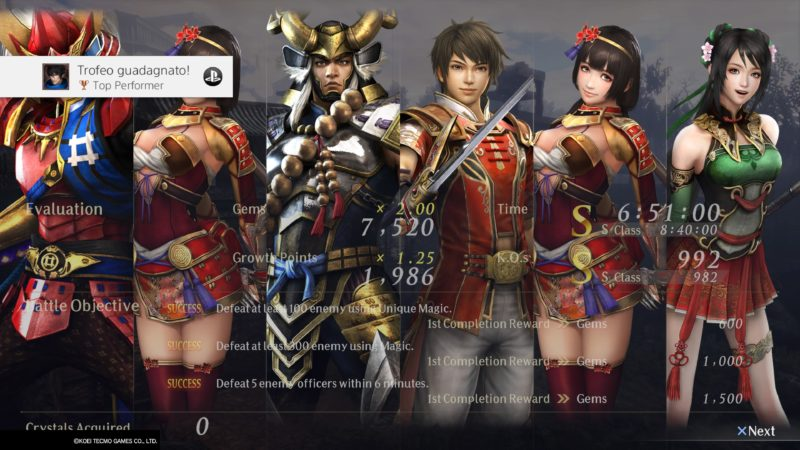 Warriors Orochi 4 - Screenshot