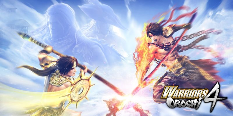 Warriors Orochi 4 Logo