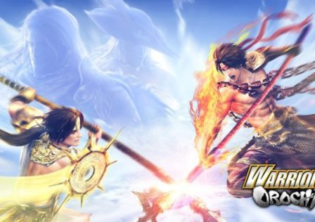 Warriors Orochi 4 Logo