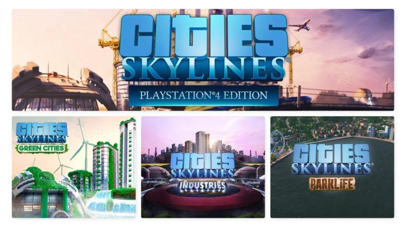 Cities Skylines Season Pass Console