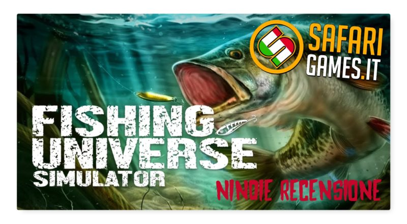 Fishing Universe Simulator LOGO