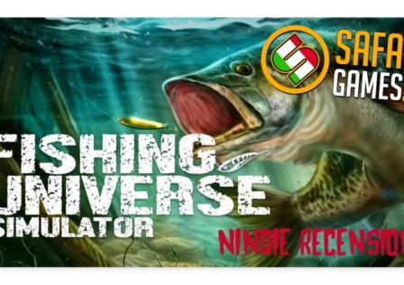 Fishing Universe Simulator LOGO
