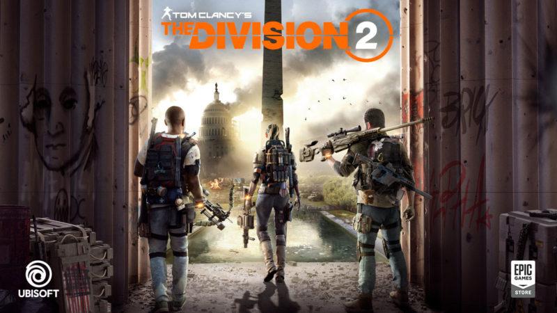 The Division 2 sarà pubblicato sullo store di Epic Games