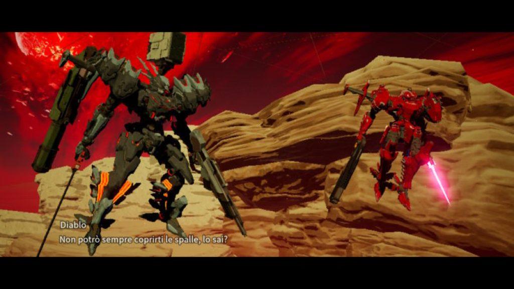 Daemon X Machina Intermezzi