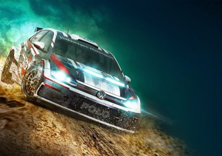 Dirt Rally 2.0 – Cover