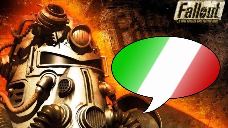 Fallout Classic in Italiano