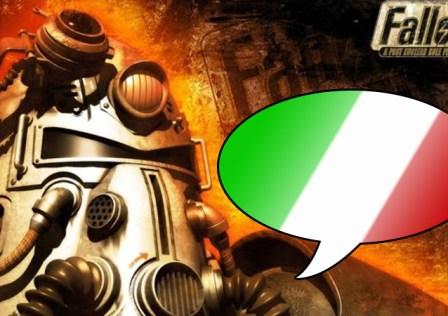 fallout in italiano