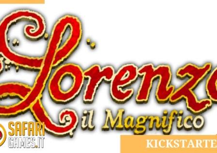 Lorenzo il Magnifico: Copertina