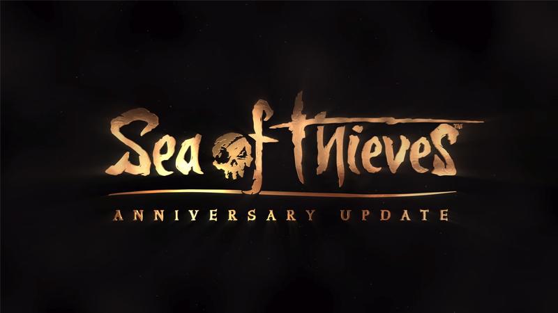Sea of Thieves - Ecco il trailer dell'anniversary update