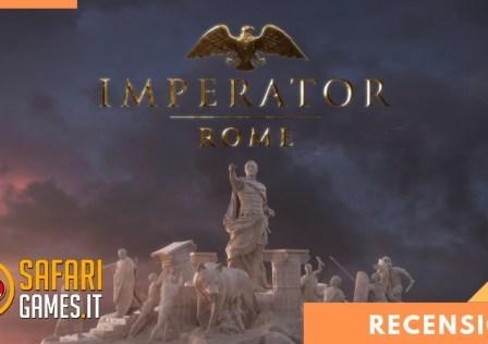 Imperator Rome Recensione
