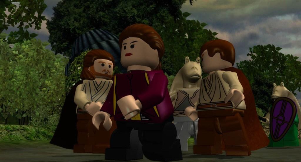 Sarà datato ma Lego Star Wars The Complete Saga è ancora bello.