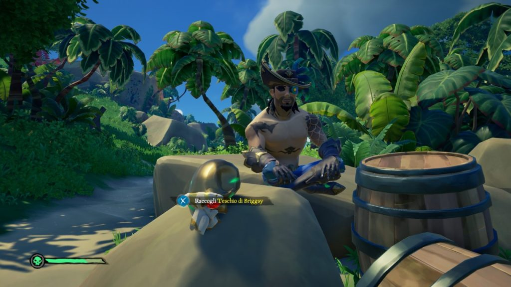 Sea of Thieves: Guida a Tall Tales – 02: Il furfante maledetto