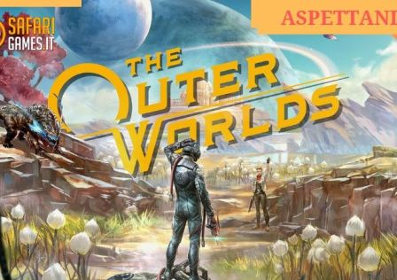 THE OUTER WORLDS – COPERTINA