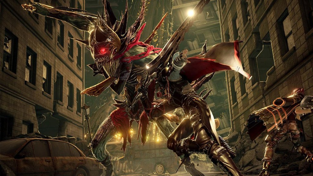 SafariGames Italia Code Vein: Impressioni sulla beta Bandai Namco, beta, Code Vein, Dark Souls, RPG