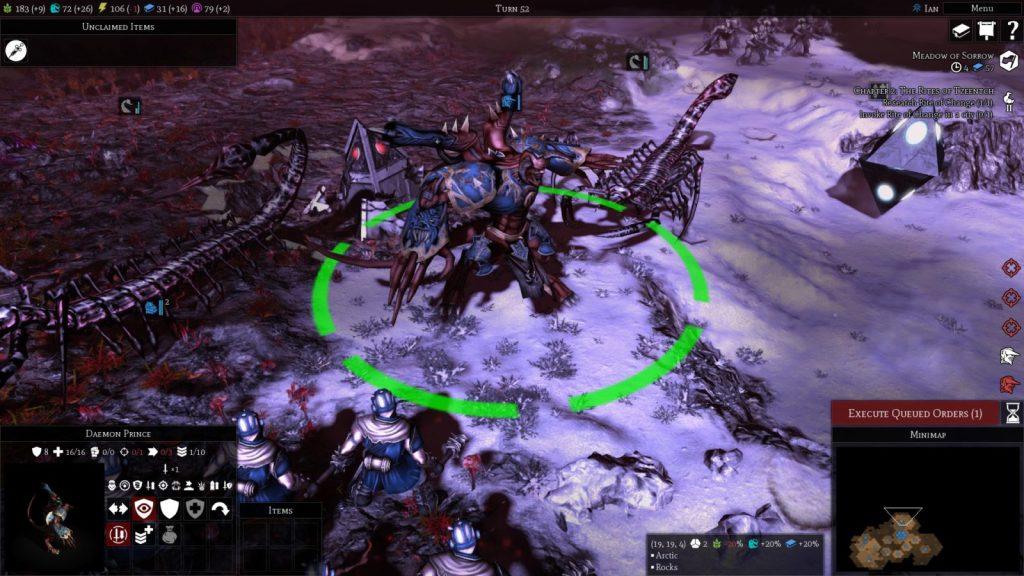 Chaos Space Marines demoni