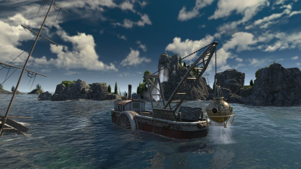 E' da ieri disponibile I Tesori Sommersi, il primo di tre DLC annunciati da Ubisoft per il celebere gestionale Anno 1800. Scoprite con noi cosa introduce!