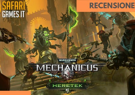 Warhammer 40,000: Mechanicus – Heretek