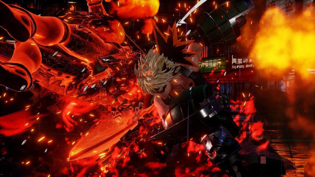 SafariGames Italia Jump Force: i nuovi combattenti Anime, Bandai Namco, DragonBall, Jump Force, My Hero Academia, Spike Chunsoft, Videogiochi Giapponesi