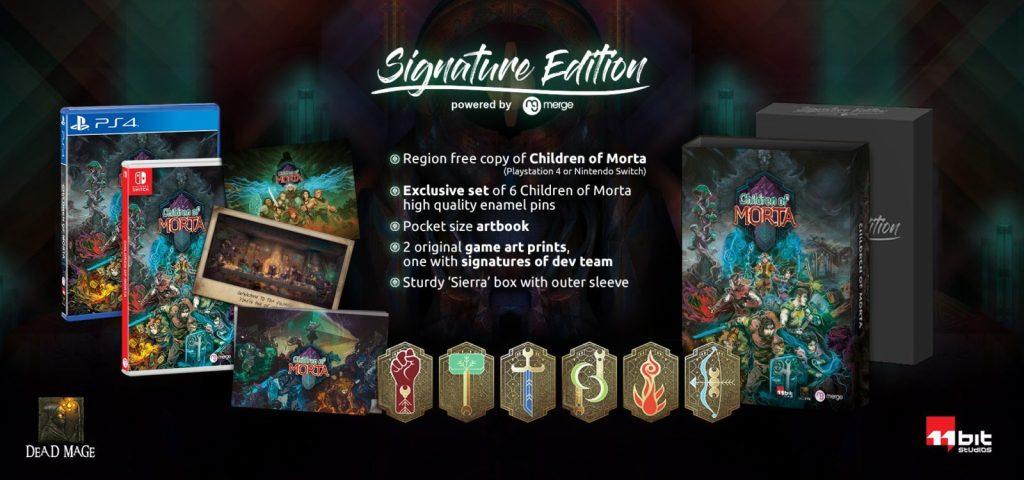 Children of Morta: Signature Edition