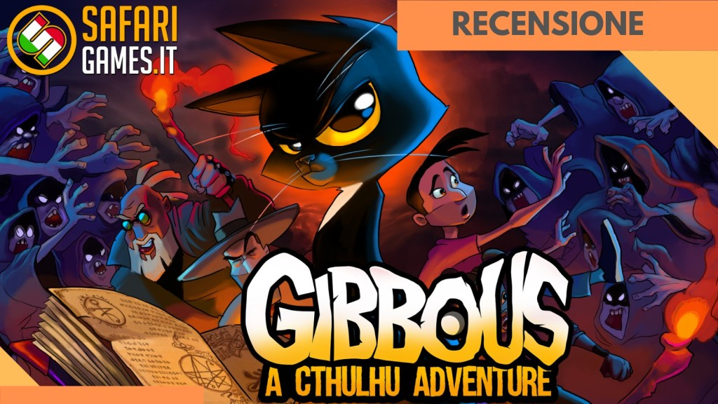 Gibbous - A Cthulhu Adventure