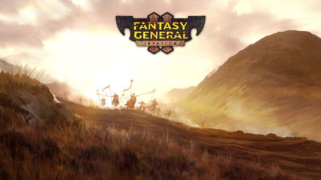 Fantasy General II art