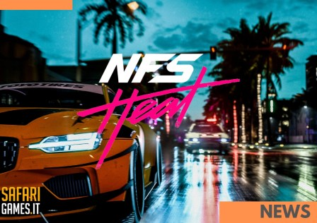 Need For Speed Heat Rivelato