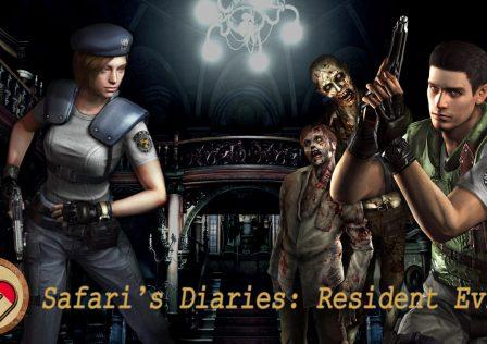 sd resident evil logo