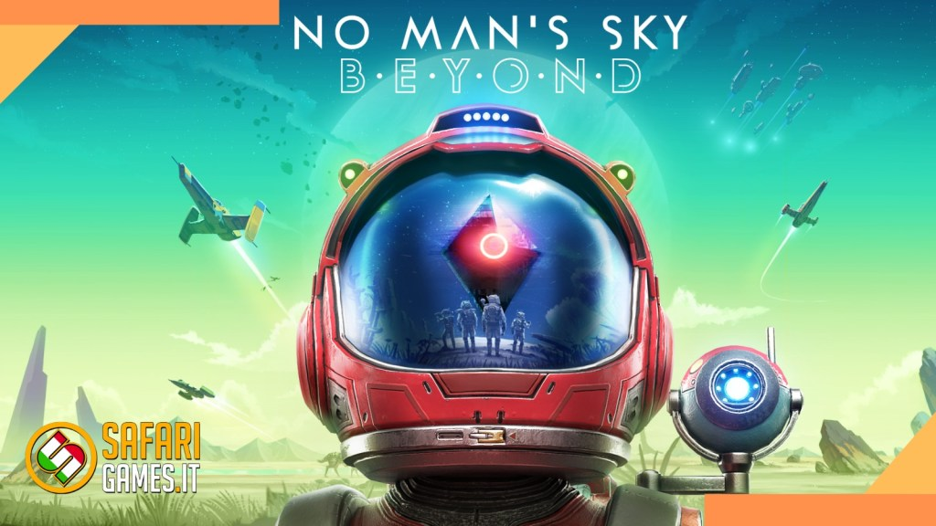 No Man's Sky VR