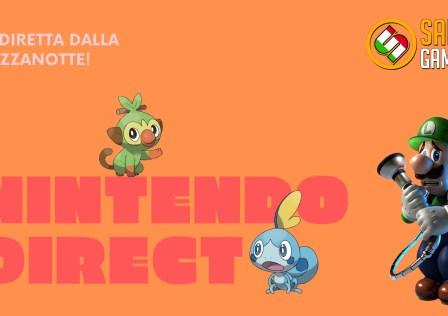 Nintendo Direct settembre 2019