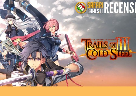 Trails of Cold Steel III recensione