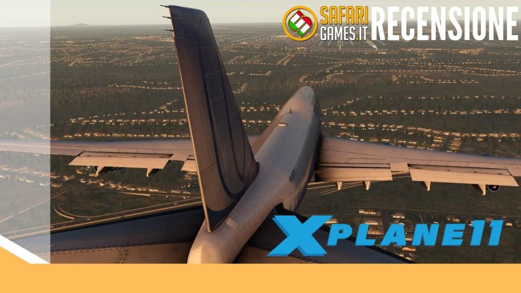 X plane 11 recensione