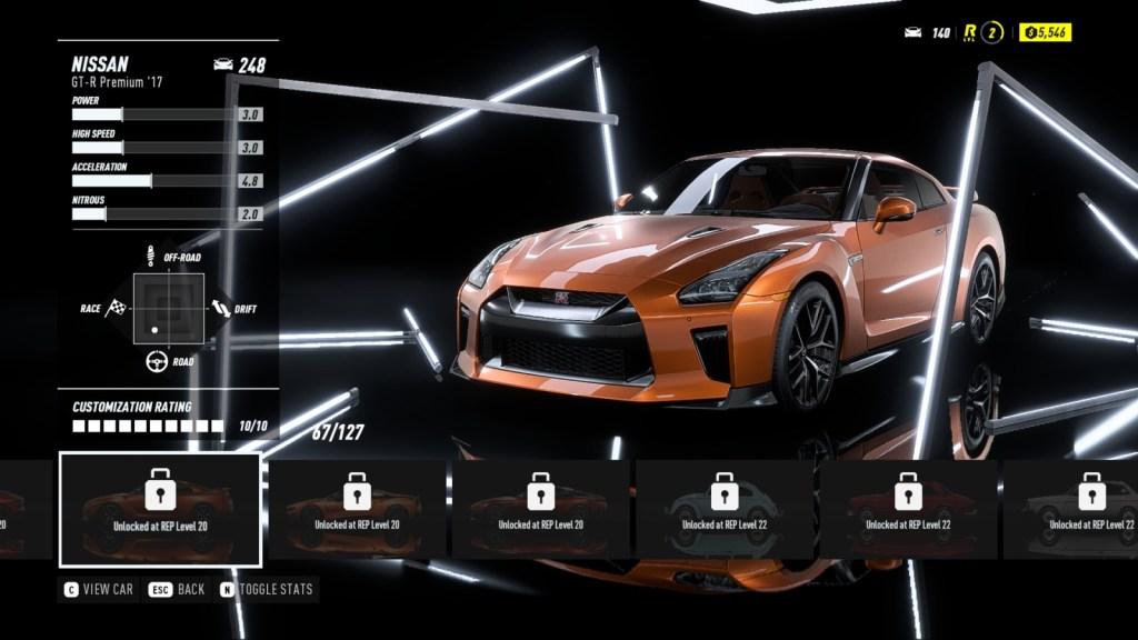 NISSAN GT-R Premium '17