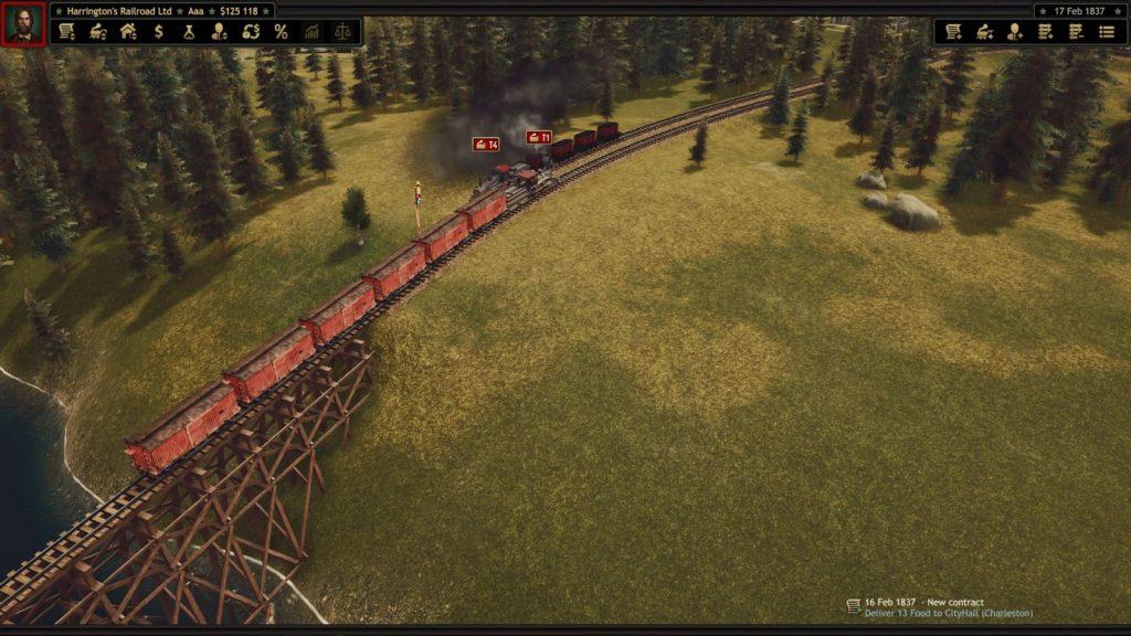 Railroad Corporation aspetta