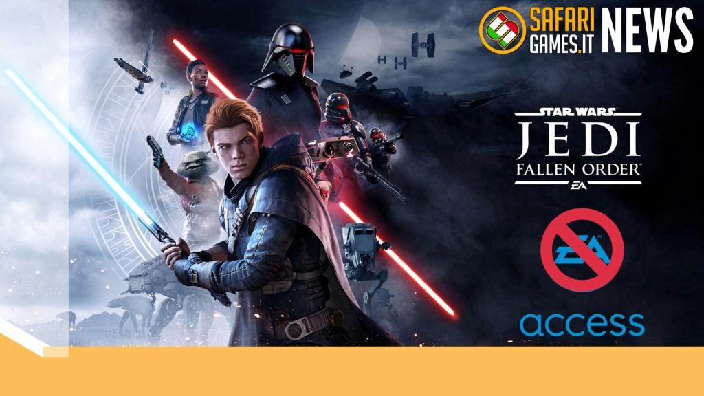 Star Wars Jedi Fallen Order EA ACCESS