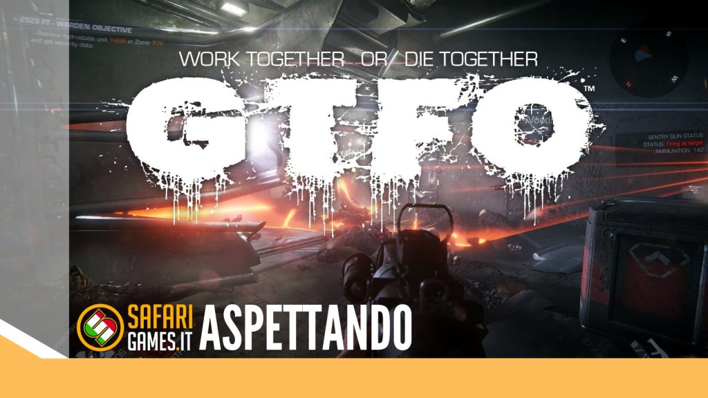 L' FPS cooperativo GTFO è in arrivo su Steam