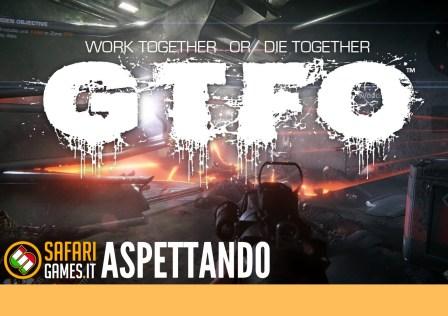 L' FPS cooperativo GTFO è in arrivo su Steam