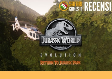 Return To Jurassic Park recensione