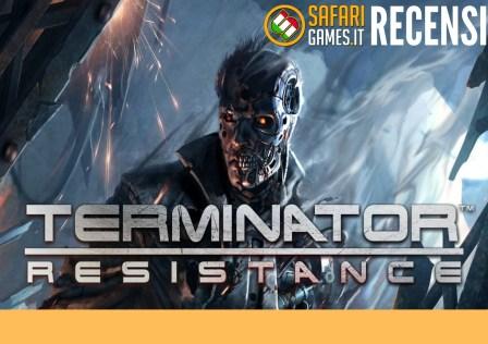 title Terminator: Resistance