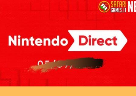 Nintendo Direct gennaio 2020