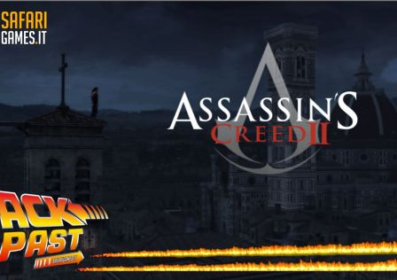 ASSASSIN'S CREED 2 – BACK TO THE PAST – COPERTINA