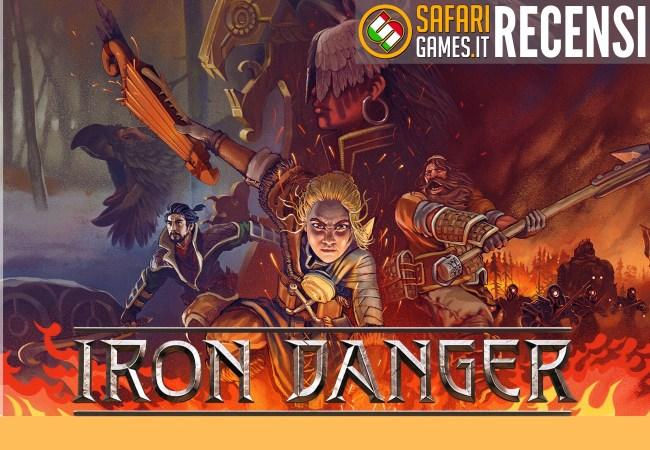 iron danger recensione