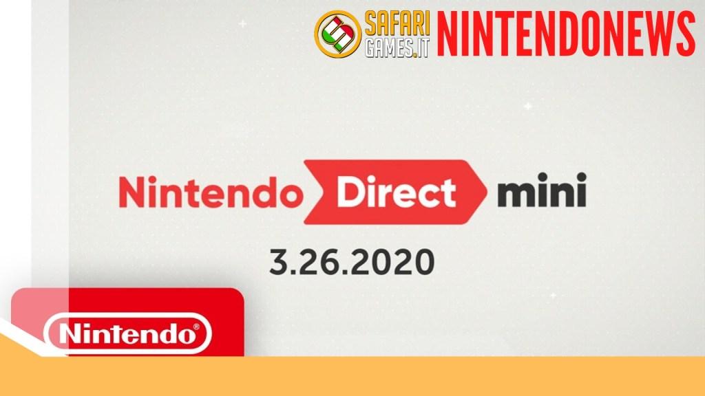 Direct mini nintendo
