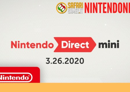 Direct mini nintendo