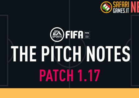 Fifa patch 1.17