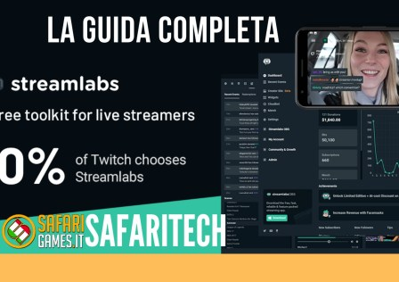 Guida OBS StreamLabs