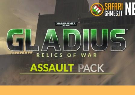 Gladius assoult pack