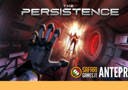 The Persistance Cover